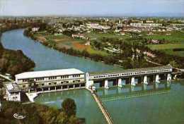 26  Barrage De PIZANCON Vue Aerienne Environs De Romans Et Bourg De Peage - Otros Municipios