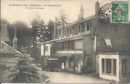 BEAUCOURT - 1914-   COLLECTION DES CHATEAUX DE BEAUCOURT -  M. JULIEN BORNEQUE - Beaucourt