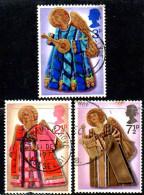 GRANDE-BRETAGNE N° 0669.71 (Y&T) - 1952-.... (Elizabeth II)