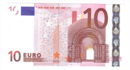 10 € Irlanda Eire T K007A3 Jean Claude Trichet Q.FDS ALMOST UNCIRCULATED  Cod.€.221 - EURO