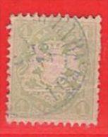 MiNr.22x O Altdeutschland Bayern - Bayern