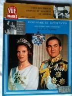 POINT DE VUE IMAGES DU MONDE N° 1299 Du 15 Juin 1973 (  Anne Marie Et Constantin Souverains Sans Couronne  ) - People