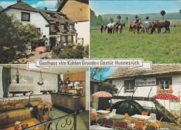 "D-37586 Dassel - Solling - Gasthaus "" Im Kühlen Grunde"" - Gestüt Hunnesrück - Nice Stamp - Northeim"