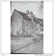 Carte Postale : Cressieu, Près De Belley , Vieille Maison Bugiste - Belley