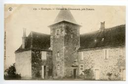 Château De Cibeaumont (ou Sibeaumont) Près Domme Commune De Cénac - Autres Communes