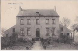 DION-LE-MONT-LA CURE-PHOTOTYPIE-DESAIX-CARTE ENVOYEE-1924-VOYEZ 2 SCANS-TOP ! ! ! - Chaumont-Gistoux