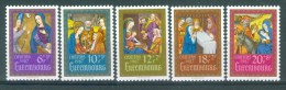 LUXEMBOURG - Mi Nr 1185/1189 - Caritas - MNH** - Cote 13,00 € - Luxembourg