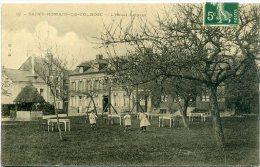 76 SAINT ROMAIN DE COLBOSC ++ L'Hôtel Lebrun ++ - Saint Romain De Colbosc