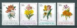 LUXEMBOURG - Mi Nr 1190/1193 - MNH** - Cote 9,00 € - Luxemburg