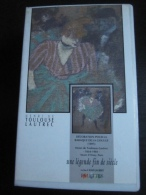 Toulouse Lautrec, Une Légende Fin De Siècle, Film De Alain Jaubert (cassette VHS-Ed Montparnasse) - Documentaires