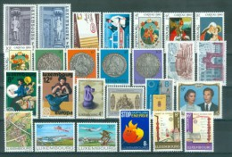 LUXEMBOURG - Selectie Nr 29 - MNH** - Cote 20,60 € - à 10% !!! - Collections