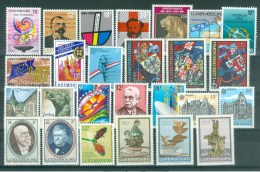 LUXEMBOURG - Selectie Nr 35 - MNH** - Cote 29,30 € - à 10% !!! - Collections