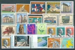 LUXEMBOURG - Selectie Nr 38 - MNH** - Cote 31,10 € - à 10% !!! - Verzamelingen