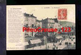"""46 Lot - CAHORS - """" Le Boulevard - Texte De E. De Surgès - Animation """" - Cahors"""