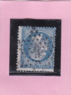 ETOILE DE PARIS N° 9 P1  Bureau RUE DU FAUBg-St-HONORE    REF 17140 - Marcophilie (Timbres Détachés)