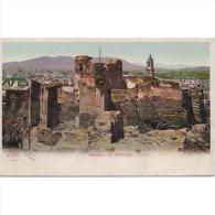 MLGTP1506-LFT5195TARO.Tarjeta De Malaga.Ruinas De La ALCAZABA Y CATEDRAL DE MALAGA - Edificios & Arquitectura