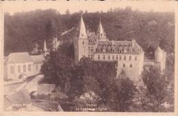 DURBUY : Le Château Et L'église - Daverdisse
