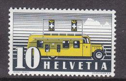 1945 N° 276   NEUF**    CATALOGUE ZUMSTEIN - Suisse