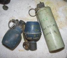 Lot Grenade Inerte - 1914-18