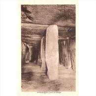 MLGTP1511CPA-LFT5716TDM.Tarjeta Postal De MALAGA.monumento Funerario.CUEVAS DE MENGA En ANTEQUERA - Dolmen & Menhirs