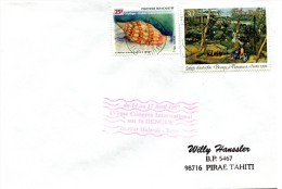 Polynésie - Cachet Commémoratif - IVième Congrès International Sur La Dengue - Avril 1997 - R 2152 - Polinesia Francese