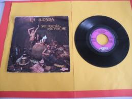La Bionda - 1978 - Voir Photos,disque Vinyle - 2 € Le Vinyle 45 T - World Music