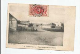 GRAND BASSAM 17 PLACE DU TAM TAM INDIGENE 1910 - Côte-d'Ivoire
