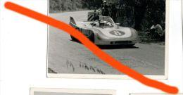 55 TARGA FLORIO 1971 ELFORD - LARROUSSE PORSCHE 908 RECORD SUL GIRO  FOTO ORIGINALE 9X13 CERDA - Automobili