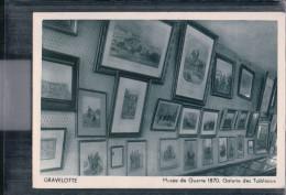 Gravelotte - Musee De Guerre 1870, Galerie Des Tableaux - Frankreich