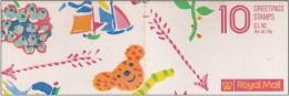 Gran Bretaña Carnet 1988 ** MNH 1367 10 Sellos De 19 P. - Carnets