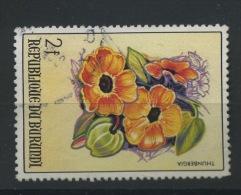 1986  Fleur  Dépareillée  Ø   2F - 1980-89: Oblitérés