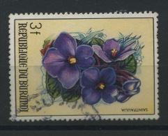 1986  Fleur  Dépareillée  Ø   3 Francs - 1980-89: Oblitérés