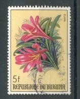 1986  Fleur  Dépareillée  Ø   5 Francs - 1980-89: Oblitérés