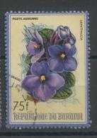 1986  Fleur  Dépareillée  Ø   75 Francs - 1980-89: Oblitérés