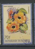 1986  Fleur  Dépareillée  Ø   70 Francs - 1980-89: Oblitérés