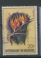 1986  Fleur  Dépareillée  Ø   20 Francs - 1980-89: Oblitérés