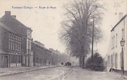 FONTAINE-L´EVEQUE : Route De Mons - Fontaine-l'Evêque