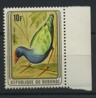 1979  Oiseaux ** Dépareillé Sans Charnière   10 Francs - 1970-79: Neufs