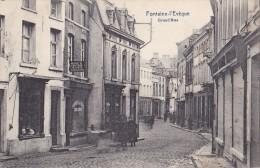 FONTAINE-L´EVEQUE : Grand' Rue - Fontaine-l'Evêque