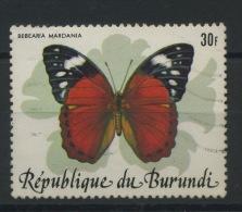 1984  Papillon 30F   Dépareillé Ø - 1980-89: Oblitérés
