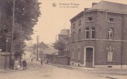 FONTAINE-L´EVEQUE : La Rue Des Cloutières - Fontaine-l'Evêque