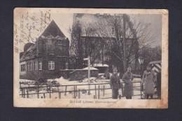 Pologne - Giżycko - Schloss Lötzen - Kommandatur ( Animée Guerre 1914-1918 ) - Pologne