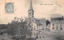 ¤¤  -   DOYET    -   Place De L'Eglise  -  ¤¤ - Unclassified