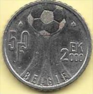 50 Francs 2000 FL  Clas D 191 - 1993-...: Albert II