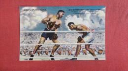 Boxing  Jack Dempsey Knocks Out Jess Willard Chrome Type = 2167 - Boxing