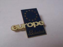Pin's Boisson / Whisky Ballantines - Europe (époxy) - Beverages