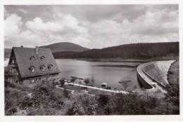 CPSM :  FORBACH (allemagne): Gasthof Zur Schwarzenbach-talsperre.         (A 2829)  (CARTE PHOTO) - Forbach