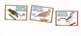 Netherlans Antilles 1985 Birds MNH - Birds