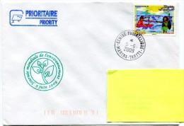 Polynésie - Cachet Commémoratif - Journée Mondiale De L'environnement 5 Juin 2009 - R 2221 - French Polynesia