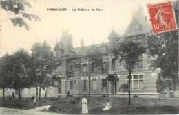 80 VIGNACOURT - LE CHATEAU DU PARC ( ANIMEE ) - Vignacourt
